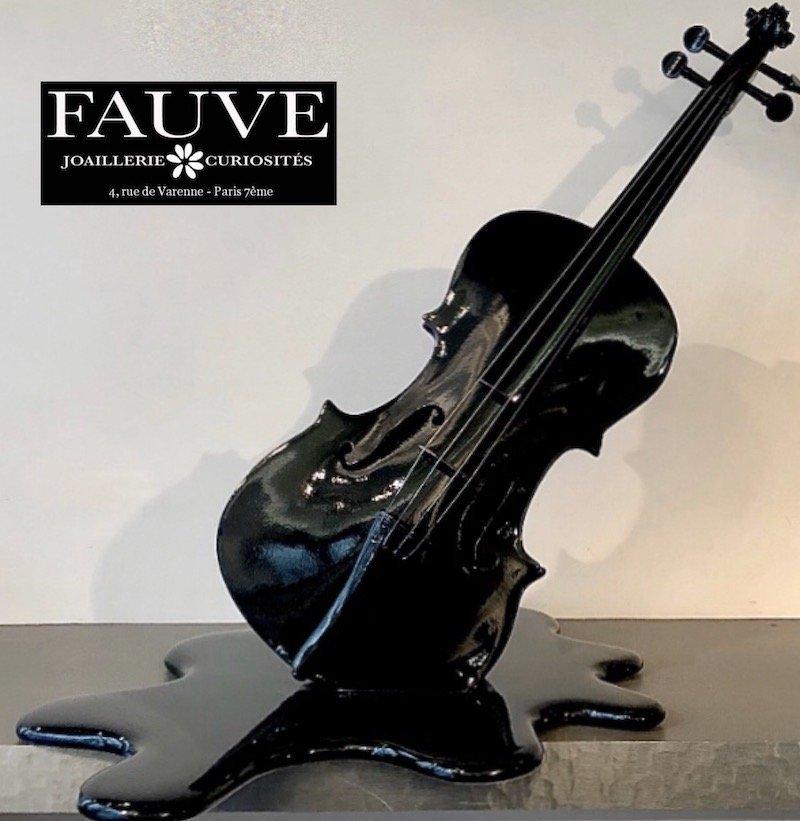 violon igor dumont fauve joaillerie