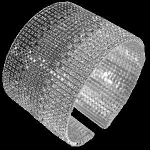 Manchette cristaux Swarovsky
