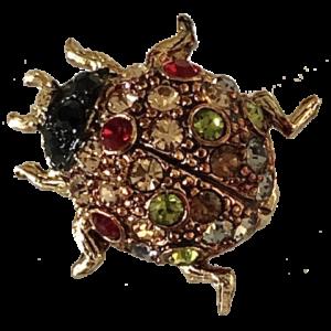 Mini Broche coccinelle