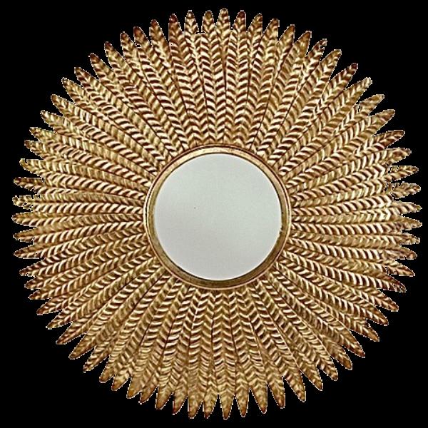 Miroir épis de blé