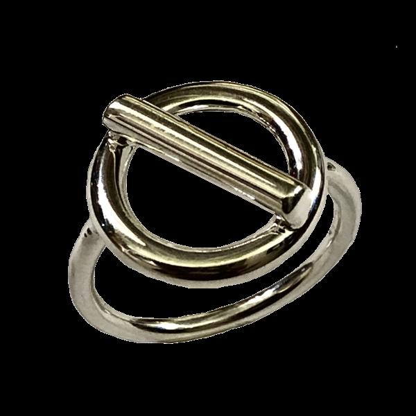 Bague Argent anneau