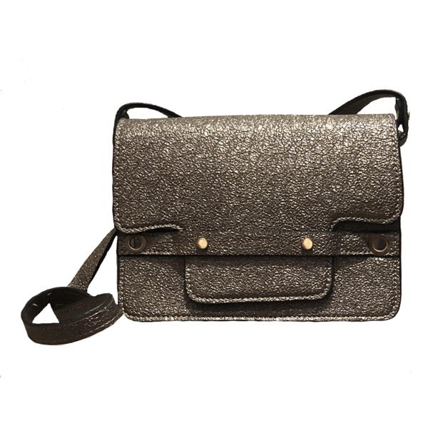 Petit sac bronze
